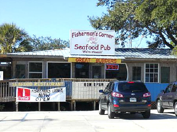 Fisherman's Corner in Perdido Key Florida