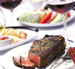 Fleming's Prime Steakhouse and Wine Bar in Destin Florida