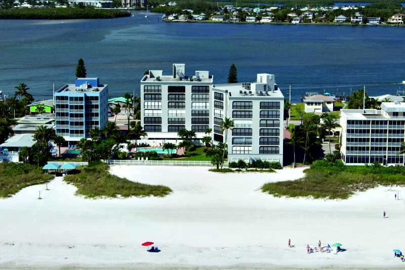 Beach Club I on Ft. Myers Beach FL