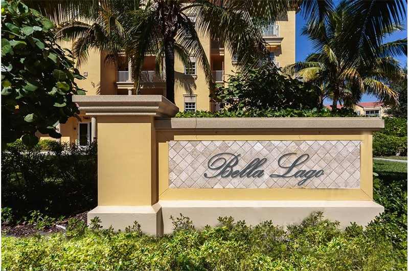 Bella Lago in Fort Myers Beach Florida