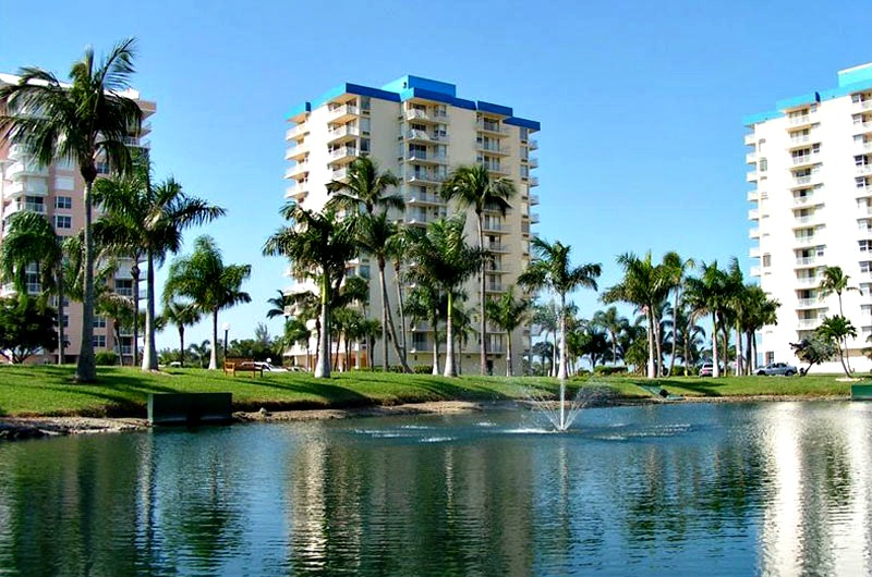 Waterfront Estero Beach and Tennis Club in Fort Myers Beach FL