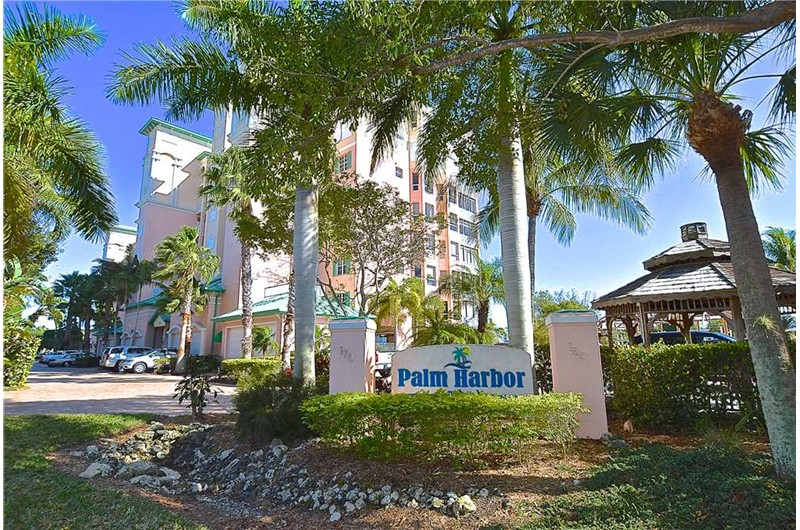 Palm Harbor Condos in Fort Myers Beach FL