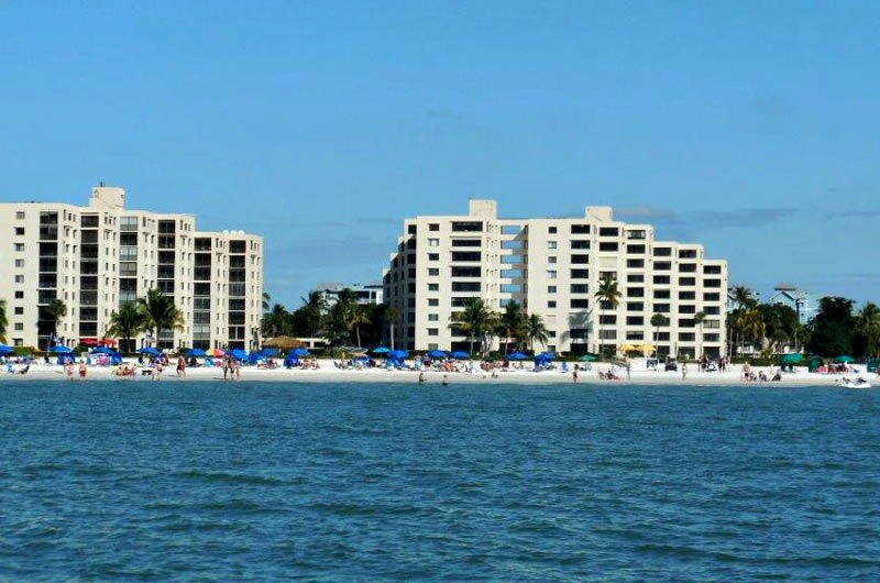 Beachfront Sandarac in Ft. Myers Beach FL