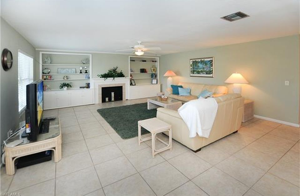 Flamingo Hideaway 3 bedrooms Private Pool Near Beach On Canal Sleeps 6 House / Cottage rental in Fort Myers Beach House Rentals in Fort Myers Beach Florida - #5