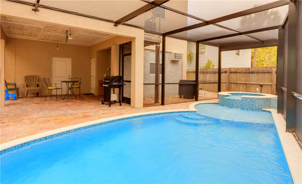 Miramar Beach House 4 Bedroom Private Heated Pool Spa Sleeps 8 House/Cottage rental in Fort Myers Beach House Rentals in Fort Myers Beach Florida - #2