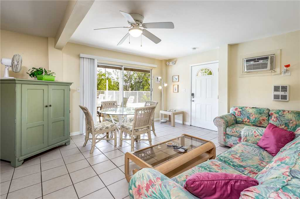 Tropical Shores 3 Ground Floor 2 Bedrooms Heated Pool House / Cottage rental in Fort Myers Beach House Rentals in Fort Myers Beach Florida - #1