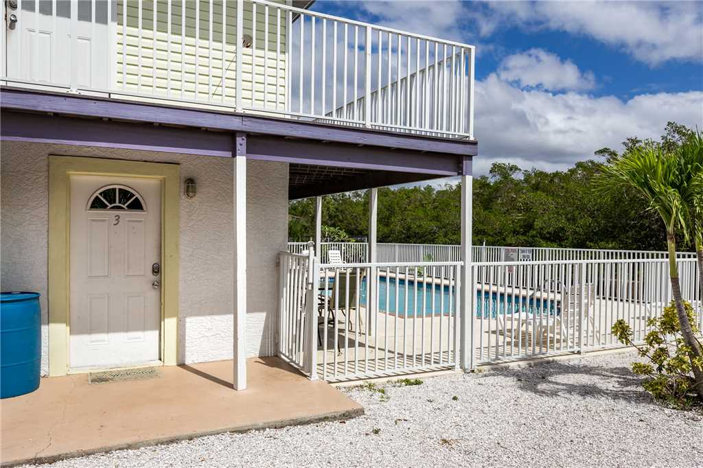 Tropical Shores 3 Ground Floor 2 Bedrooms Heated Pool House / Cottage rental in Fort Myers Beach House Rentals in Fort Myers Beach Florida - #11