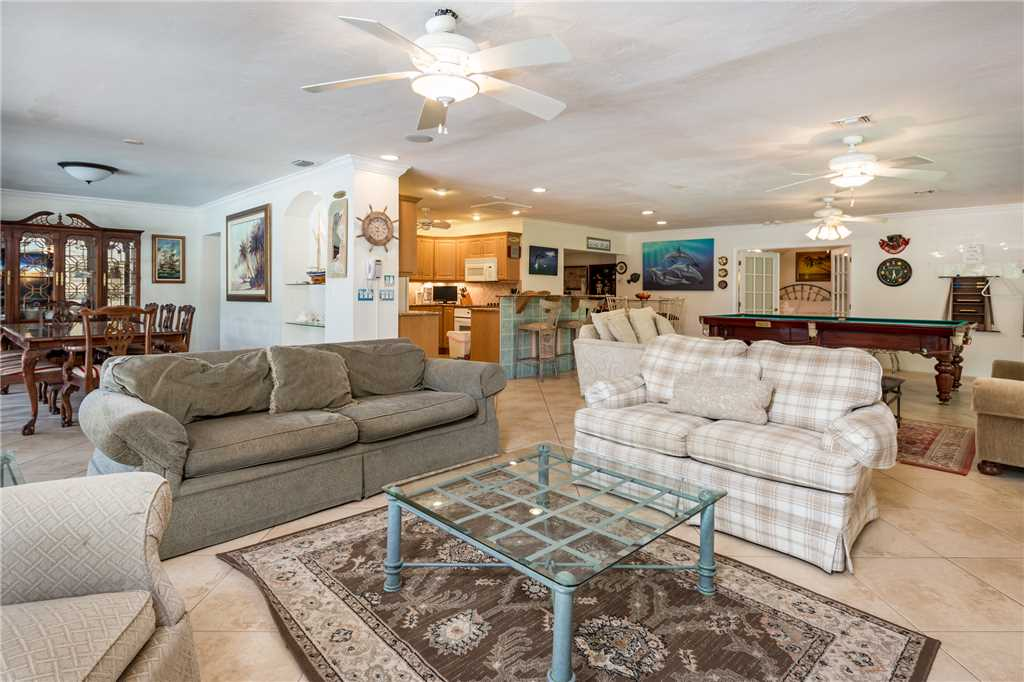 USS Gulf Breeze Beach 5 BR and Loft  Private Pool Gulf Views Sleeps 16 House/Cottage rental in Fort Myers Beach House Rentals in Fort Myers Beach Florida - #5
