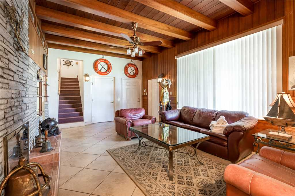 USS Gulf Breeze Beach 5 BR and Loft  Private Pool Gulf Views Sleeps 16 House/Cottage rental in Fort Myers Beach House Rentals in Fort Myers Beach Florida - #15