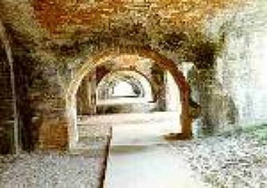 Fort Pickens in Navarre Florida