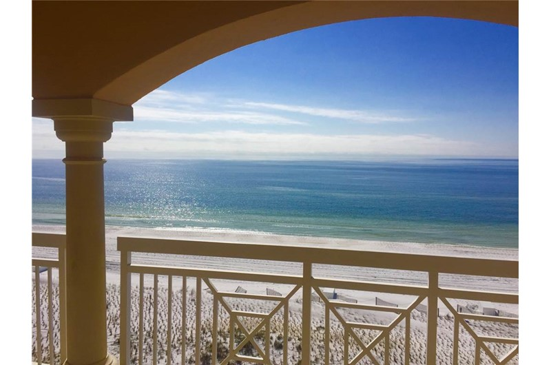 What a great view from Azure in Fort Walton Beach Florida