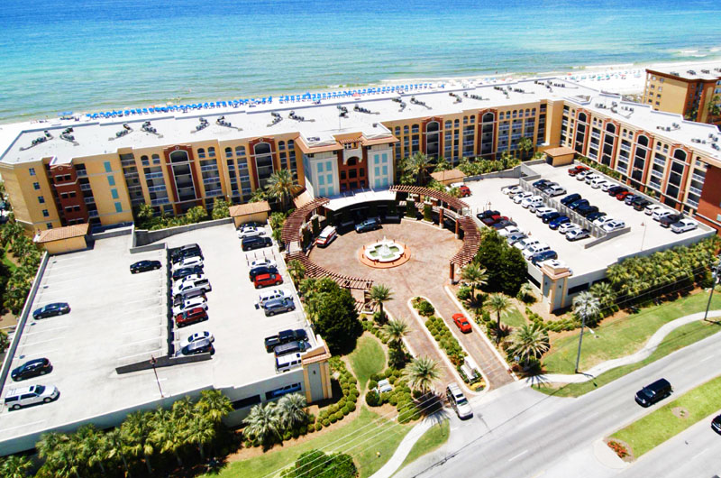 Azure Condominiums in Fort Walton Beach FL
