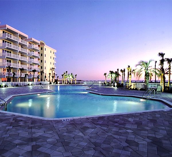 Destin West Beach & Bay Resort  in Fort Walton Florida
