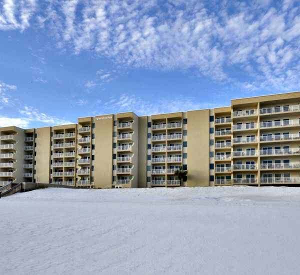 Island Echos Condominiums   in Fort Walton Florida