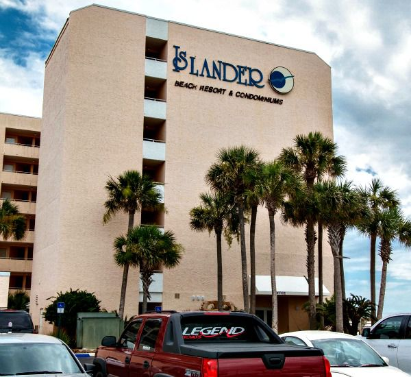 Islander Beach Resort  in Fort Walton Florida