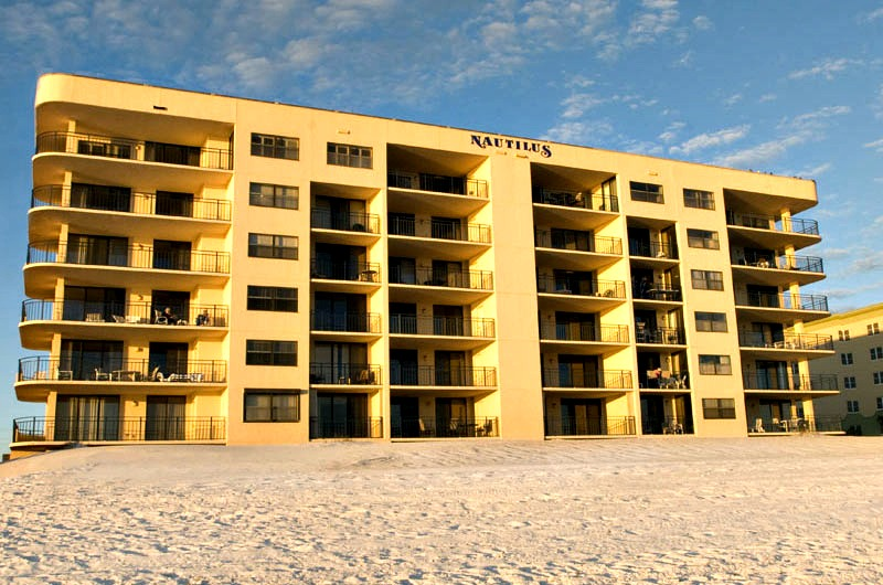 Beachfront Nautilus Iniums In Fort Walton Beach Fl