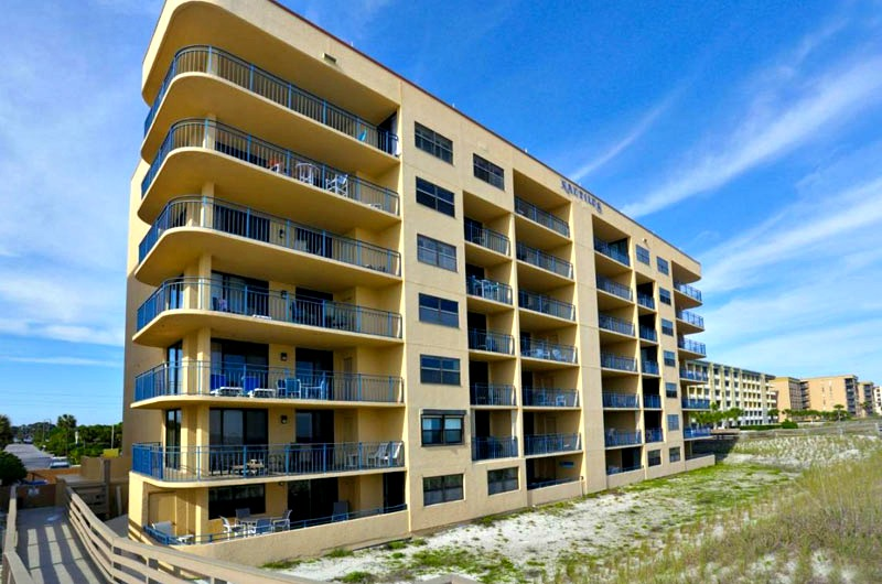 Nautilus Condominiums in Fort Walton Beach FL