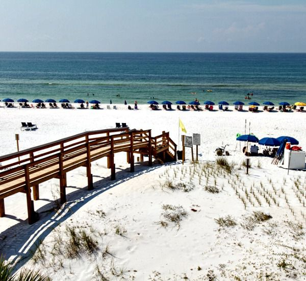 Boardwalk at Pelican Isle Condos in Fort Walton Florida