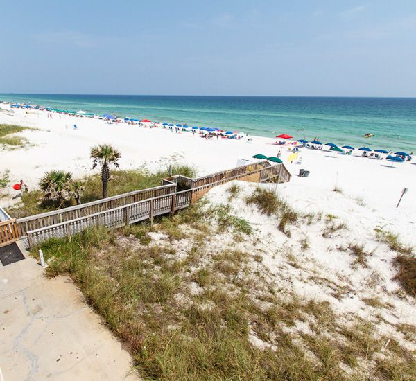 The Palms Condominiums  in Fort Walton Florida