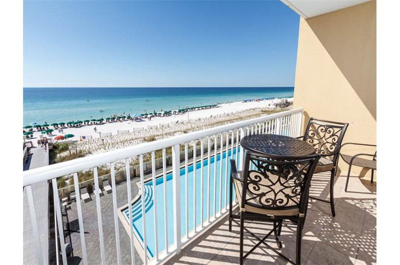 Lovely view from Waters Edge Condos in Fort Walton FL