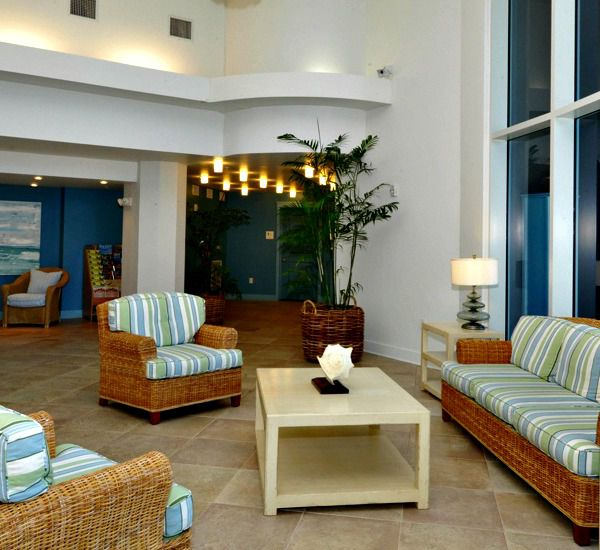 Lobby at Waterscape