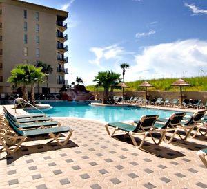 Wyndham Garden Fort Walton Beach Fl Beachfront Luxury Hotel