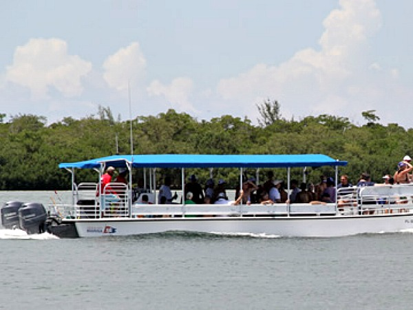 Fun Boat Tours in Siesta Key Florida