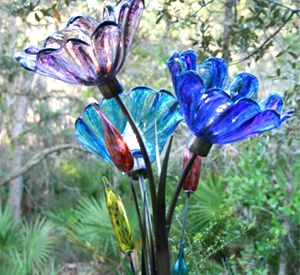 Fusion Art Glass in Highway 30-A Florida