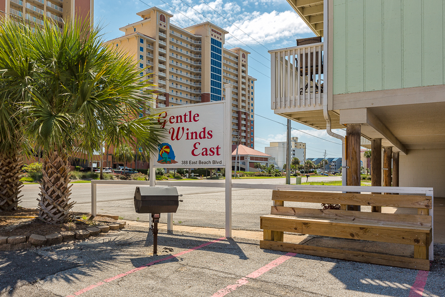 Gentle Winds 3A Condo rental in Gentle Winds in Gulf Shores Alabama - #15
