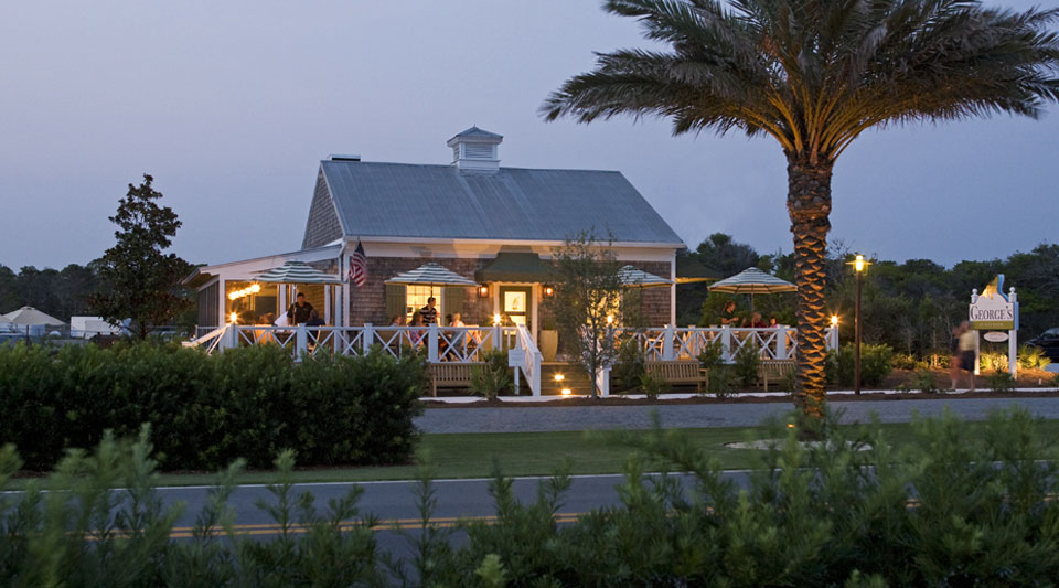 George's at Alys Beach in Highway 30-A Florida