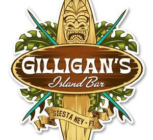 Gilligan's Island Bar in Siesta Key Florida