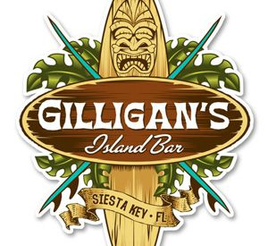 Gilligan's Island Bar in Siesta Key Florida