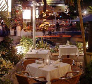 Grand Cafe Key West in Key West Florida