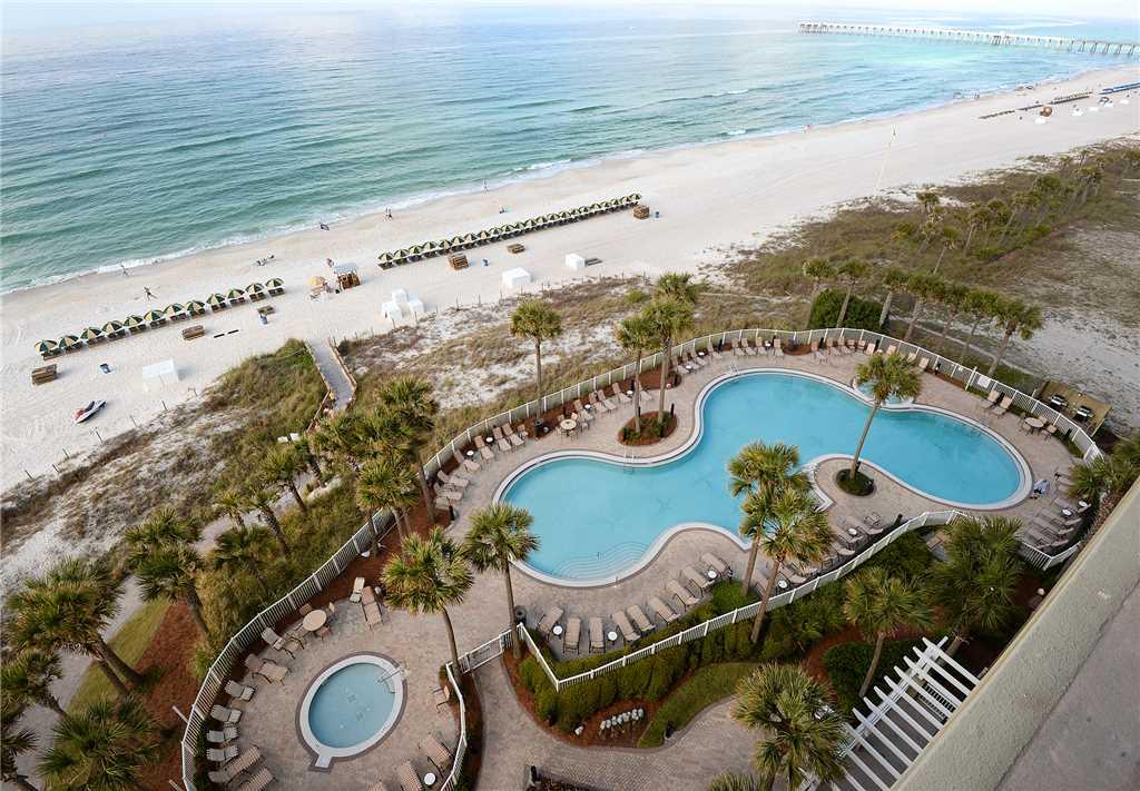 Grand Panama 704 - Tower I 2 Bedrooms Beachfront Wi-Fi Pool Sleeps 8 Condo rental in Grand Panama Beach Resort in Panama City Beach Florida - #2