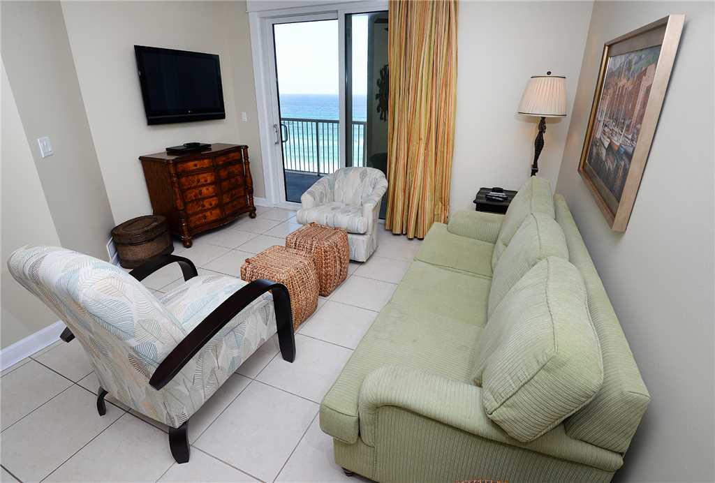 Grand Panama 704 - Tower I 2 Bedrooms Beachfront Wi-Fi Pool Sleeps 8 Condo rental in Grand Panama Beach Resort in Panama City Beach Florida - #3
