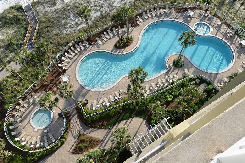 Grand Panama 704 - Tower I 2 Bedrooms Beachfront Wi-Fi Pool Sleeps 8 Condo rental in Grand Panama Beach Resort in Panama City Beach Florida - #21