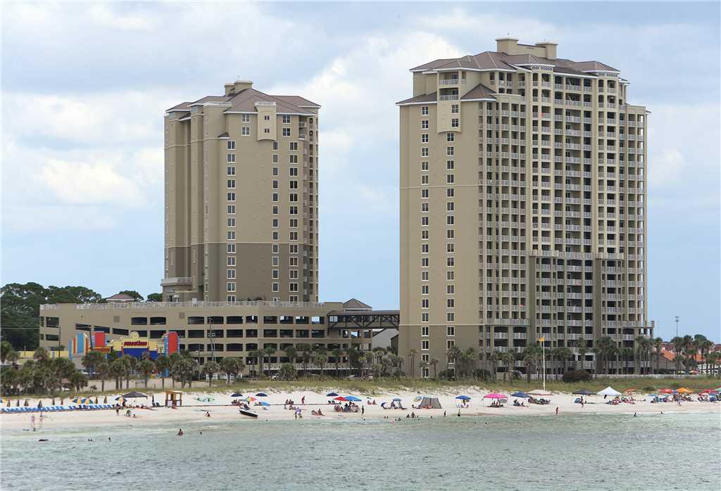 Grand Panama 704 - Tower I 2 Bedrooms Beachfront Wi-Fi Pool Sleeps 8 Condo rental in Grand Panama Beach Resort in Panama City Beach Florida - #29