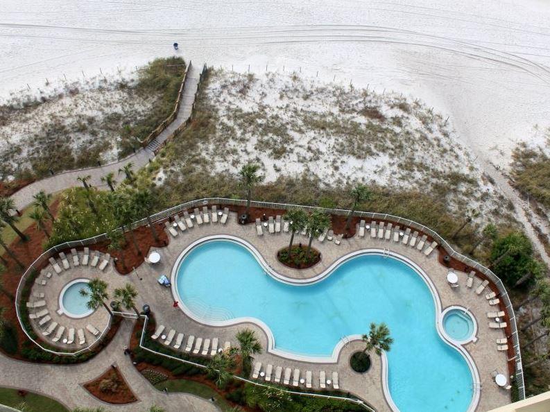 Grand Panama 904 - Tower I 2 Bedrooms Beachfront Wi-Fi Pool Sleeps 8 Condo rental in Grand Panama Beach Resort in Panama City Beach Florida - #2