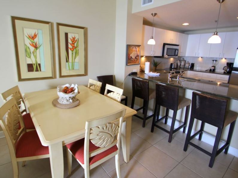 Grand Panama 904 - Tower I 2 Bedrooms Beachfront Wi-Fi Pool Sleeps 8 Condo rental in Grand Panama Beach Resort in Panama City Beach Florida - #7