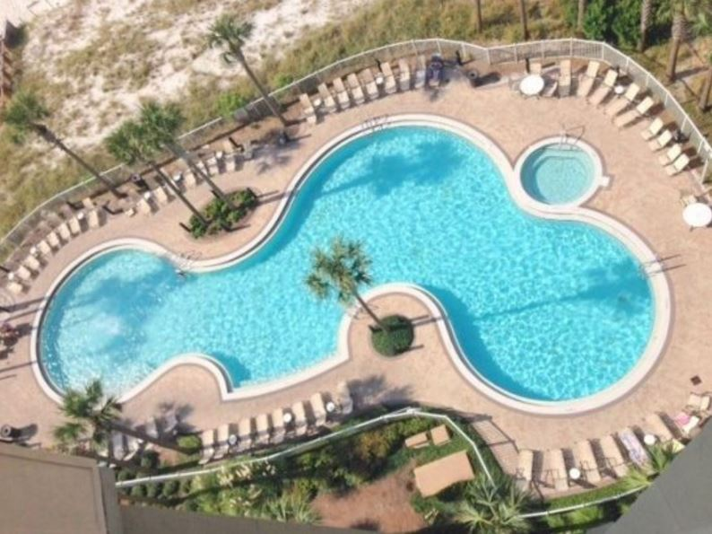 Grand Panama 904 - Tower I 2 Bedrooms Beachfront Wi-Fi Pool Sleeps 8 Condo rental in Grand Panama Beach Resort in Panama City Beach Florida - #24