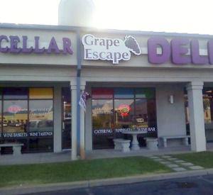 Grape Escape Deli and Wine Cellar in Orange Beach Alabama