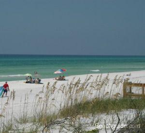 Grayton Beach State Park in Highway 30-A Florida