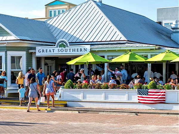 Great Southern Cafe in Highway 30-A Florida