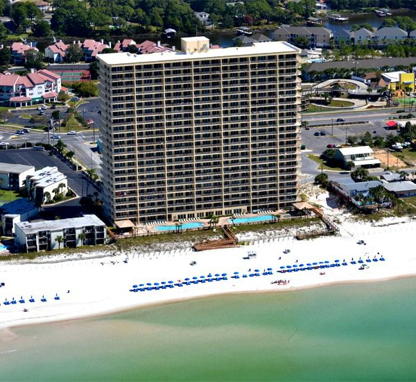 Gulf Crest Condominiums  in Panama City Beach Florida