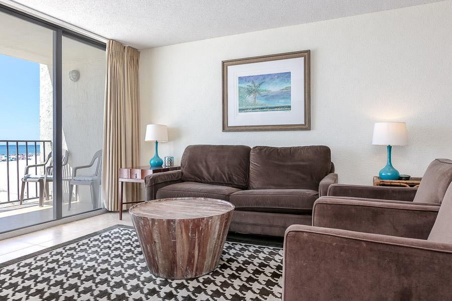 Gulf House #101 Condo rental in Gulf House Condominiums in Gulf Shores Alabama - #2