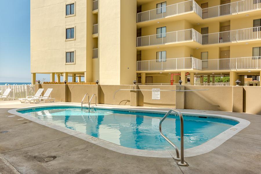 Gulf House #101 Condo rental in Gulf House Condominiums in Gulf Shores Alabama - #21