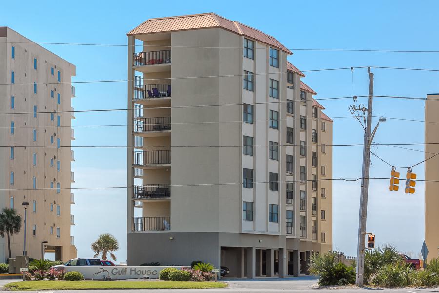 Gulf House #101 Condo rental in Gulf House Condominiums in Gulf Shores Alabama - #31