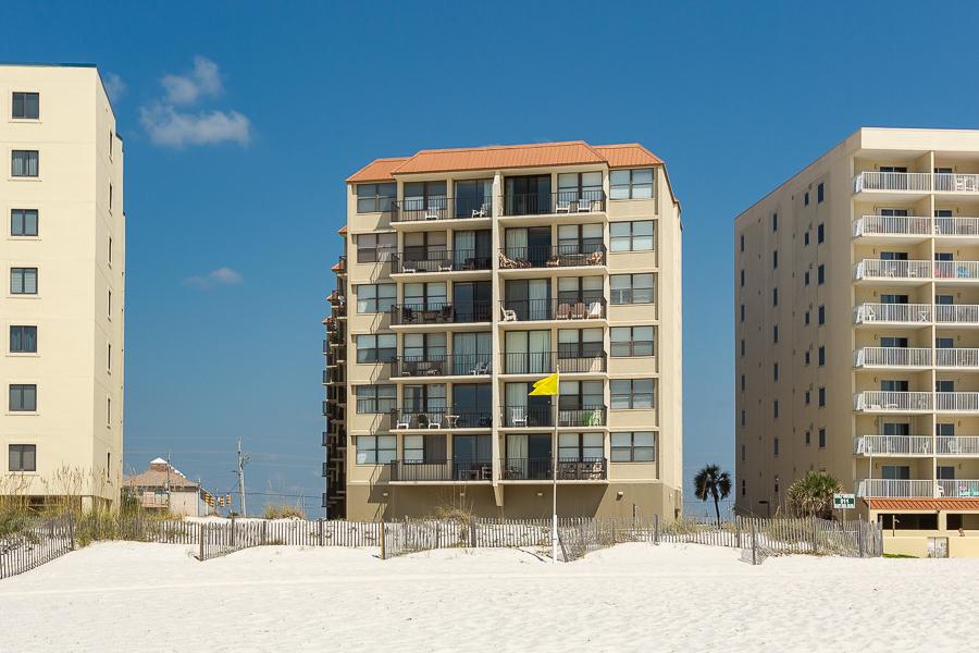 Gulf House #101 Condo rental in Gulf House Condominiums in Gulf Shores Alabama - #32