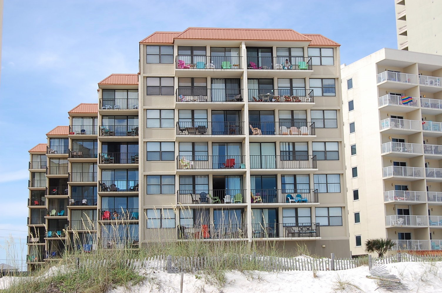 Gulf House 606 Condo rental in Gulf House Condominiums in Gulf Shores Alabama - #2