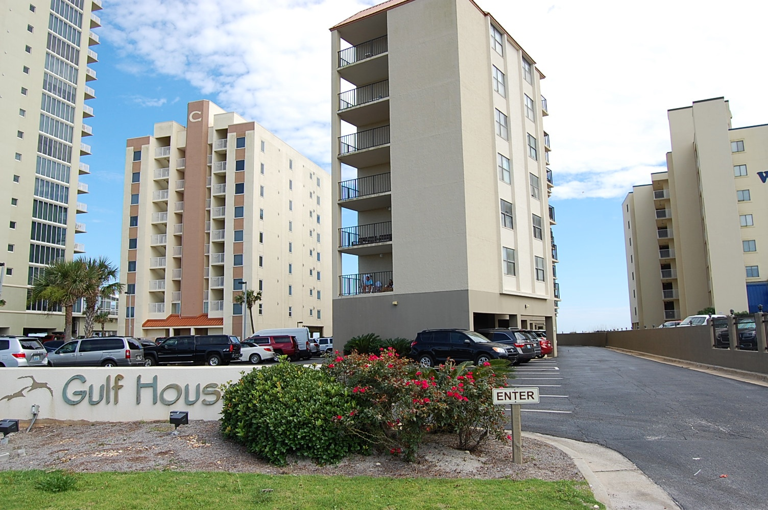 Gulf House 606 Condo rental in Gulf House Condominiums in Gulf Shores Alabama - #7